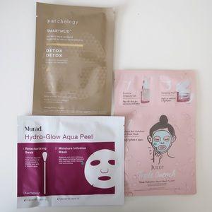 Patchology, Murad, and Julep mask bundle